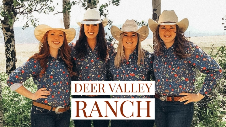 Working at Deer ValleyRanch